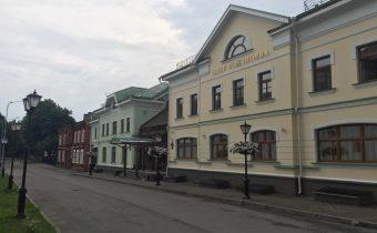Завершены работы в новом корпусе РГК «Двор Подзноева»